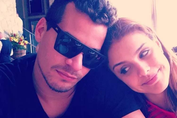 Thiago Martins e Paloma Bernardi (Reprodução/Instagram)