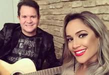 Ximbinha e Michele Andrade (Reprodução/Instagram/XCalypso)