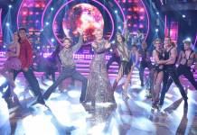 Xuxa - final Dancing Brasil/Blad Maneghel