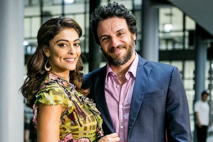 A Força do Querer - Bibi e Caio (Globo/Raquel Cunha)