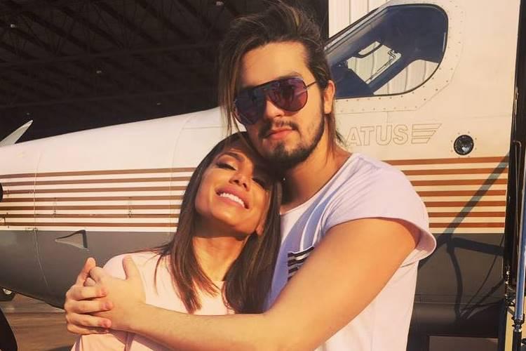 Anitta e Luan Santana (Reprodução/Instagram)