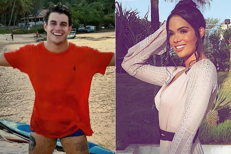 Antônio Rafaski e Mayara Motti (Reprodução/Instagram)