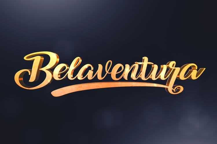Belaventura - logo (Blad Meneghel e Munir Chatack / Record TV)