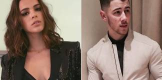 Bruna Marquezine e Nick Jonas (Reprodução/Instagram)