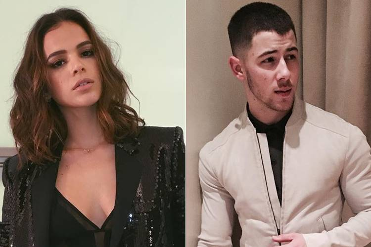 Bruna Marquezine curte post de Nick Jonas sobre o amor
