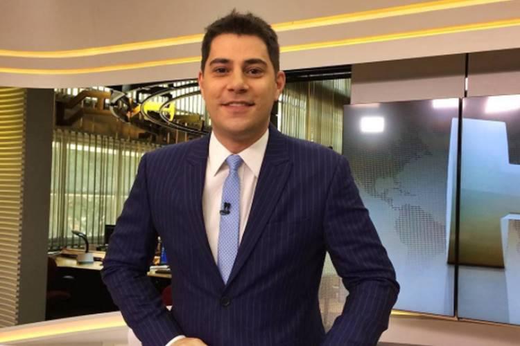 Evaristo Costa estaria 'queimado' com chefes na Globo – Saiba o motivo!