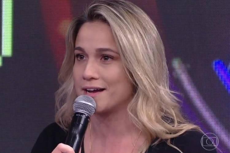 Fernanda Gentil (Reprodução/ TV Globo)