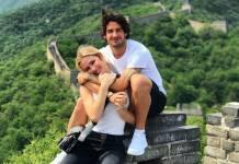 Fiorella Mattheis e Alexandre Pato (Reprodução/Instagram)