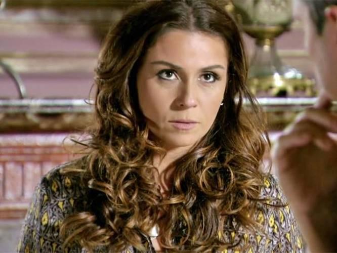 Giovanna Antonelli como Heloísa (Reprodução/TV Globo)