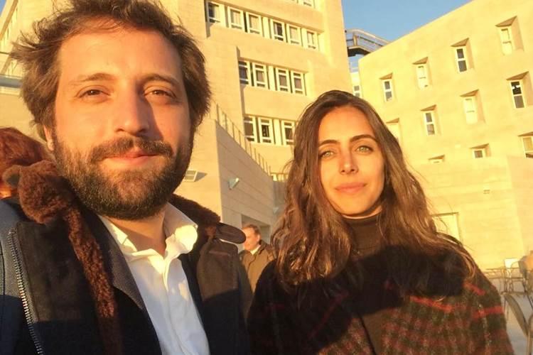 Gregório Duvivier e Giovanna/Instagram