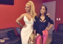 Iggy Azalea e Anitta (Reprodução/Instagram)
