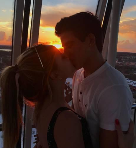 Larissa Manoela e Thomaz Costa (Reprodução/Instagram)