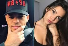 Jô Amancio e Emilly Araújo (Reprodução/Instagram)