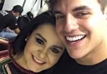 Maraísa e Antônio (Reproduão/Instagram)
