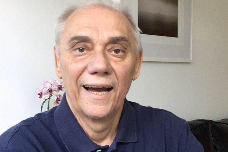 Marcelo Rezende rebate boatos de que teria morrido: 'Estou ótimo'