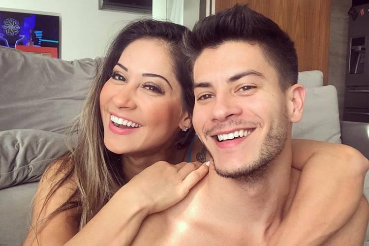 Mayra Cardi e Arthur Aguiar (Reprodução/Instagram)