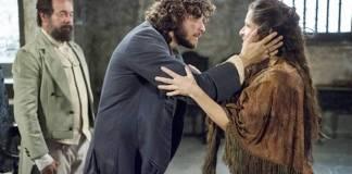 Novo Mundo - Joaquim e Elvira ( Globo/Estevam Avellar)