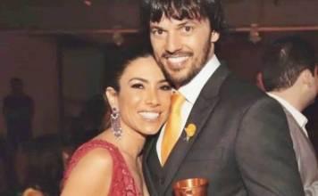 Patricia Abravanel e Fabio Faria/Instagram