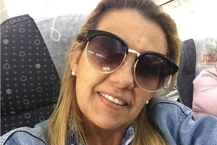 Rita Cadillac nega ter sido pivô de separação de Gretchen