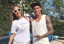 Sabrina Sato e Neymar (Divulgação/Record TV)
