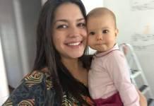 Thais Fersoza e Melinda (Reprodução/Instagram)