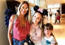 Ticiane Pinheiro, Larissa Manoela e Rafinha Justus (Reprodução/Instagram)