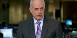 William Waack (Reprodução/TV Globo)