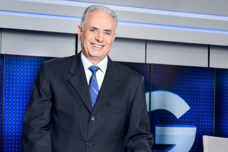 William Waack (Reprodução/Rede Globo/Foto: Ramon Vasconcelos)