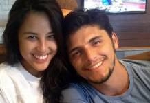 Yanna Lavigne e Bruno Gissoni (Reprodução/Leo Dias)