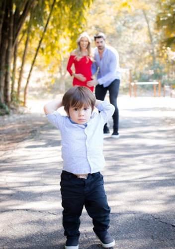 Adriana e Rodrigão com o filho (Instagram/Foto:ane_fotografa)