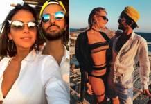 Bruna Marquezine, André Nicolau e Fiorella Mattheis (Reprodução/Instagram)