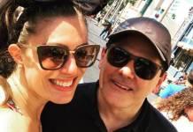 Elaine Mickely e César Filho/Instagram