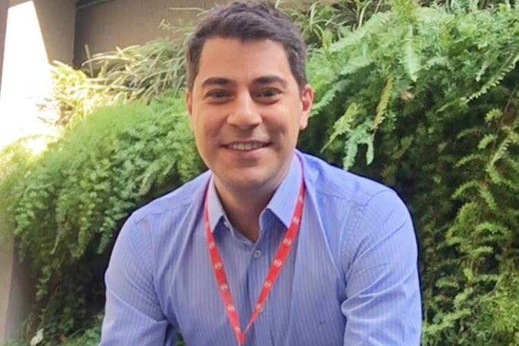 Evaristo Costa (Reprodução/Twitter)