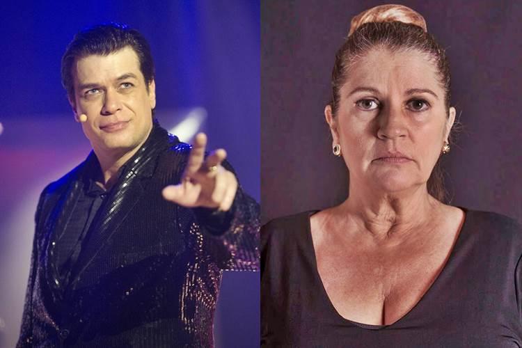 Fabio Assunção e Tássia Camargo (Globo/Estevam Avellar/Facebook)