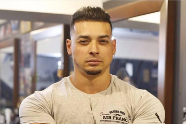 Felipe Franco (Reprodução/Instagram)