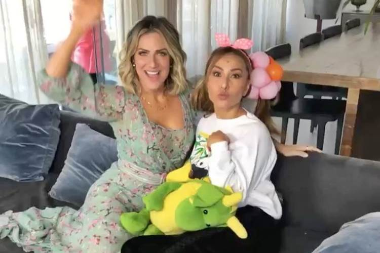 Giovanna Ewbank e Sabrina Sato/Instagram