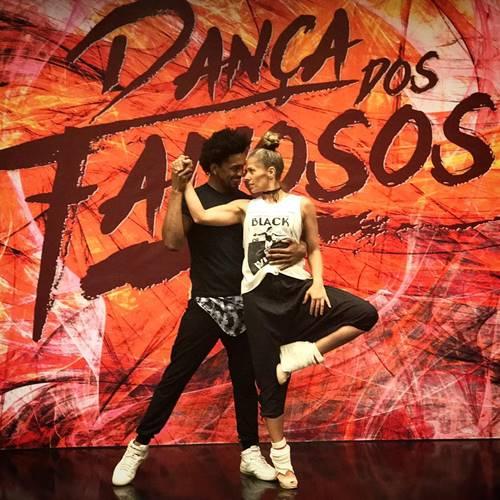 Adriane Galisteu e Marcus Lobo (Reprodução/Instagram)