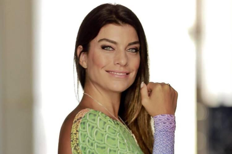 Atriz Joana Balaguer anuncia segunda gravidez