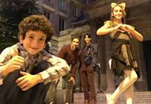 Marcos Mion, Suzana Gullo e os filhos (Reprodução/Instagram)
