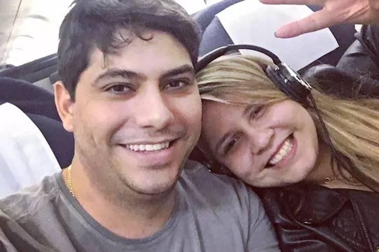 Yugnir Ângelo e Marília Mendonça (Reprodução/Instagram)