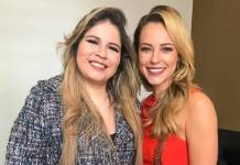Marília Mendonça e Paolla Oliveira (Reprodução/Instagram)
