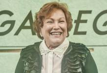 Nicette Bruno (Globo/Mauricio Fidalgo)