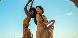 O Outro Lado do Paraíso - Raquel e Clara (TV Globo / Raquel Cunha)