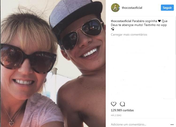 Larissa Manoela reencontra o ex-namorado, João Guilherme, em evento