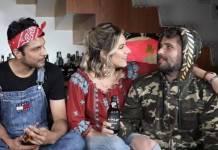 Renner Souza, Giovanna Ewbank e Bruno Gagliasso (Reprodução/Youtube)