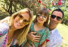 Ticiane Pinheiro, Rafa Justus e César Tralli (Reprodução/Instagram)