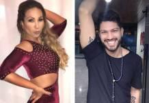 Valesca Popozuda e Luiz Felipe (Reprodução/Instagram)