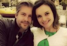 Victor Chaves e Poliana Bagatini (Reprodução/Instagram)