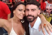Viviane Araújo e Radames Martins (Reprodução/Instagram)