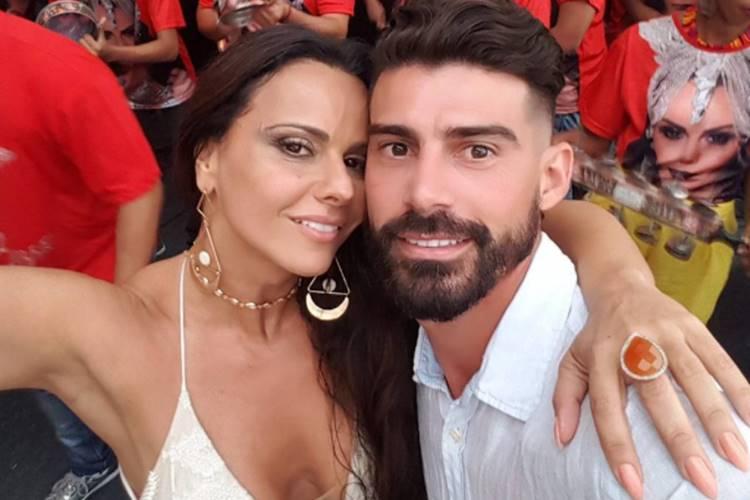 Noivado de Viviane Araújo com Radamés chega ao fim: